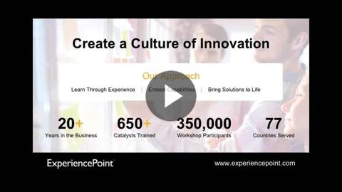 The Role of Catalysts in Creating a Culture of Innovation