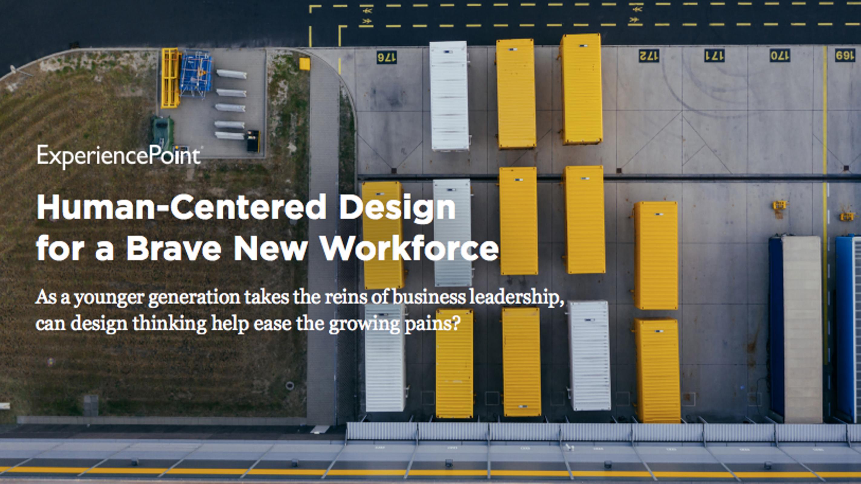 Brave New Workforce Ebook